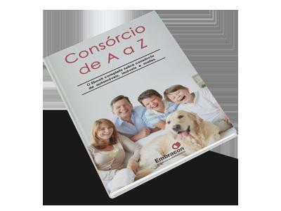 E-book completo de A a Z sobre consórcio de automóveis, imóveis e motos