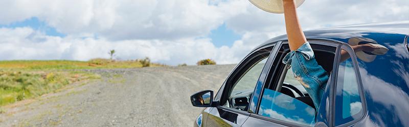 3 lugares incríveis para viajar de carro