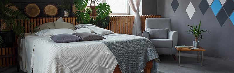 Saiba o que é tendência em decoração de quarto de casal