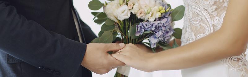 Dia de Festa: 5 coisas que não podem faltar no seu casamento