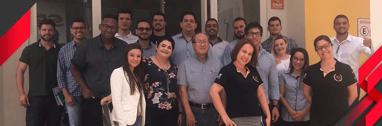 Embracon ministra treinamento para parceiros em Araçatuba