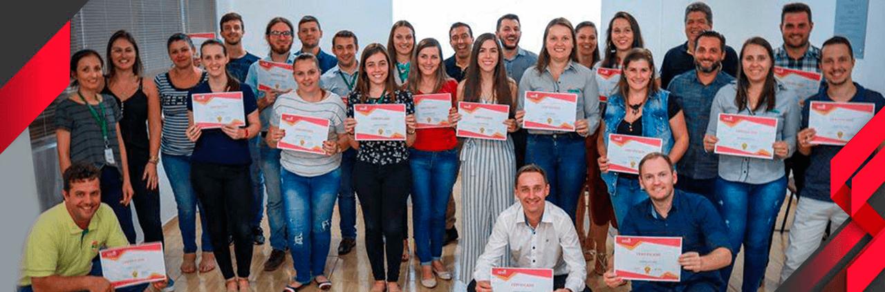 Embracon ministra treinamento para parceiros em São Miguel do Oeste