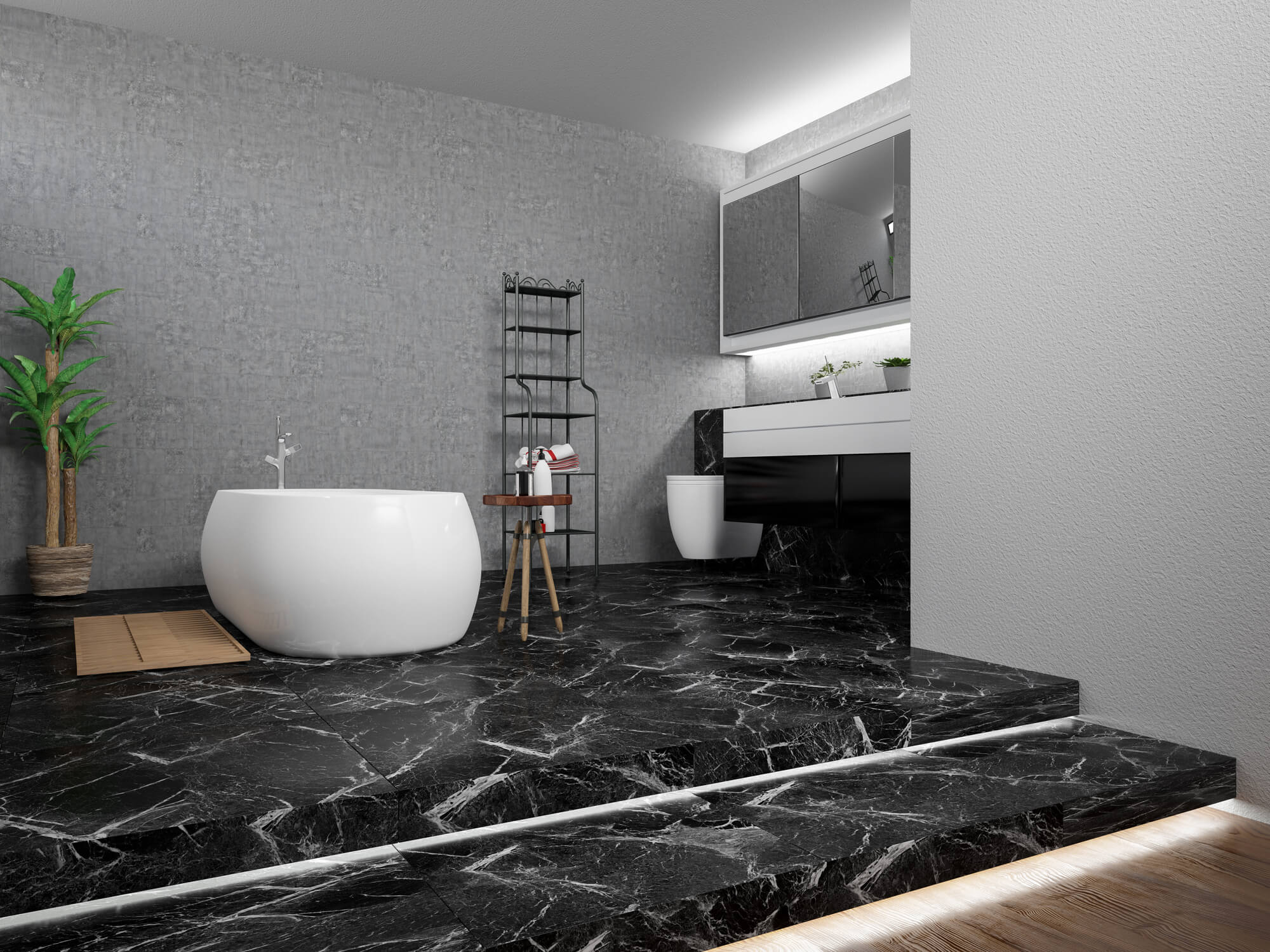 Pisos de mármore: suas características e quando utilizá-lo?