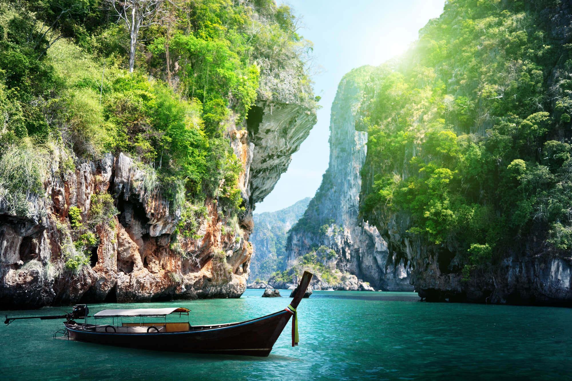 Por que viajar para a Tailândia nas suas férias?