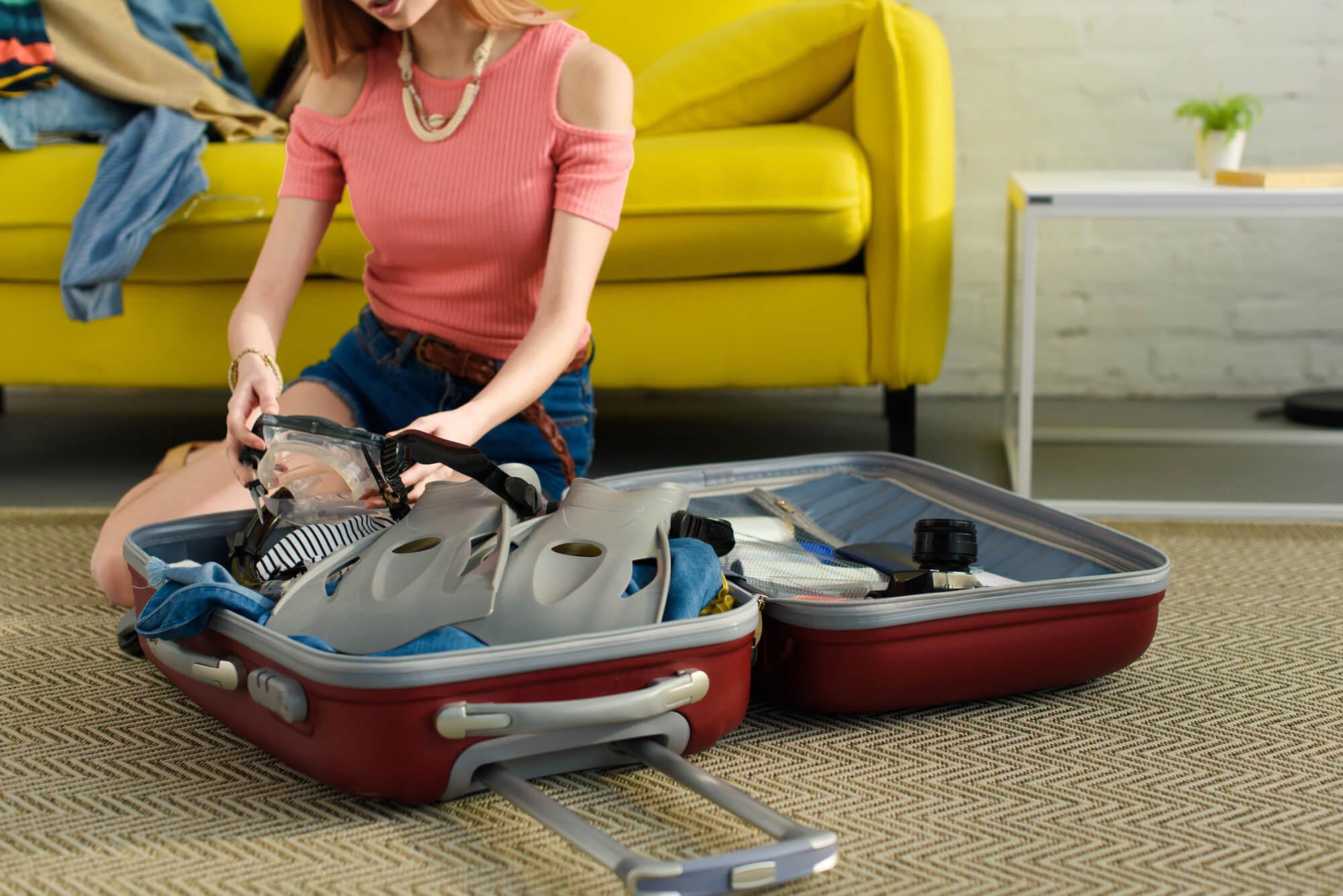 Saiba o que levar na sua próxima viagem