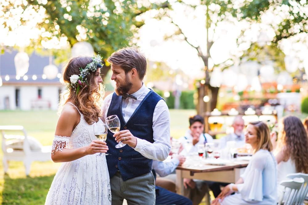Conheça as principais tendências em decoração de casamento