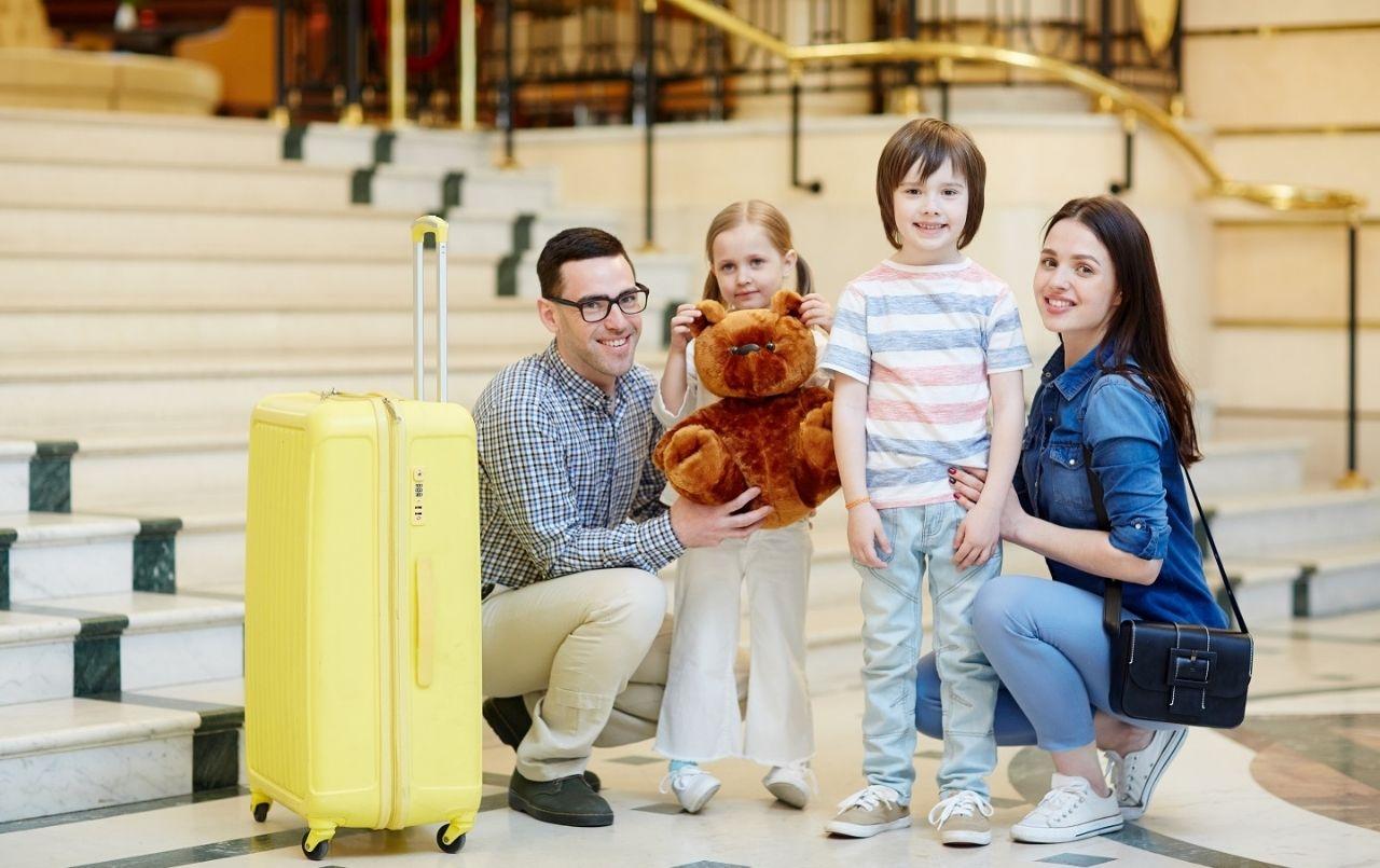 10 dicas para organizar uma viagem inesquecível com os filhos pequenos