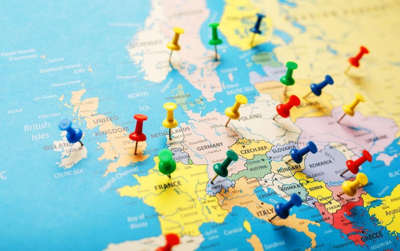 As principais dicas de como planejar suas férias para a Europa