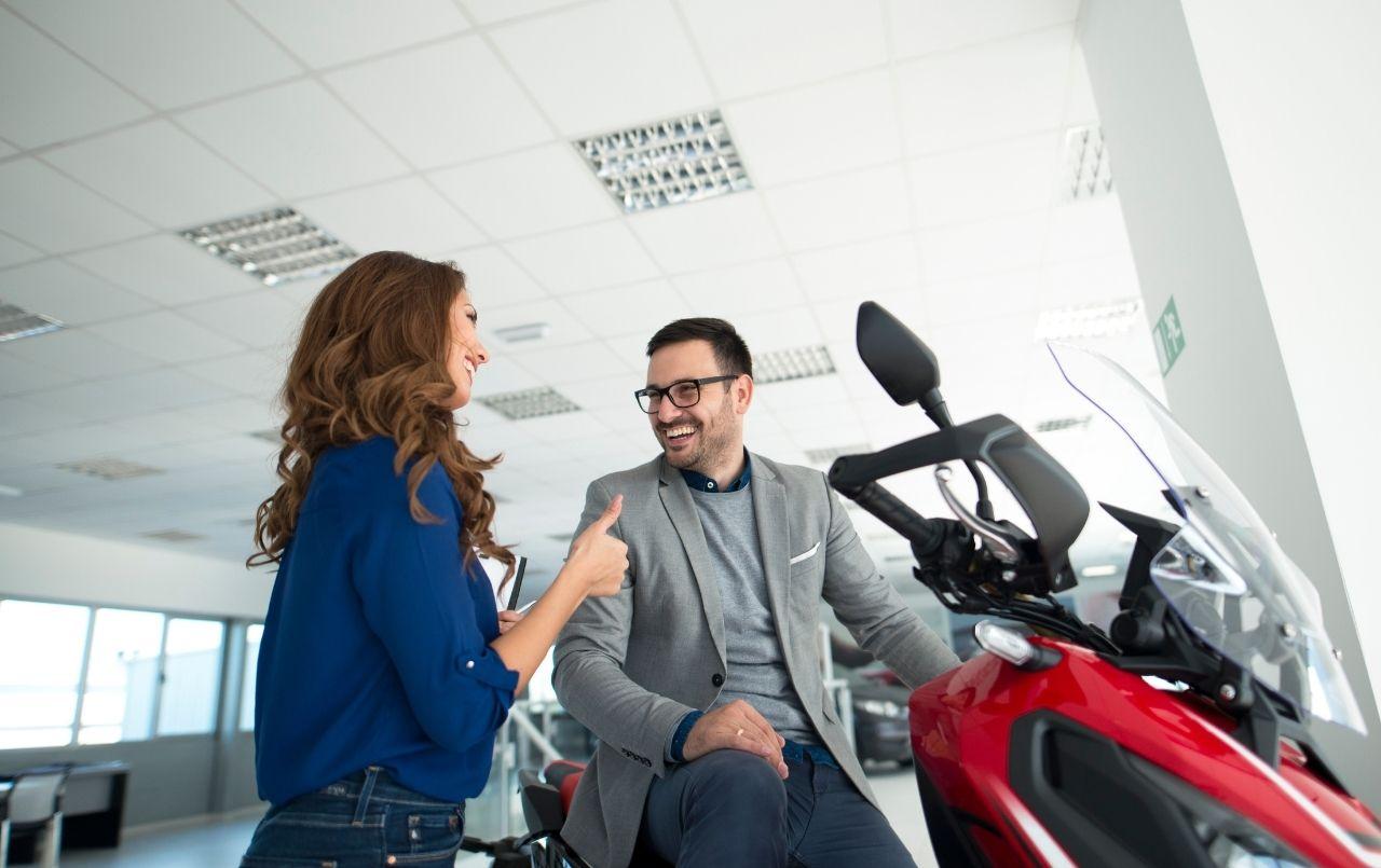 Guia completo de como comprar uma moto com consórcio