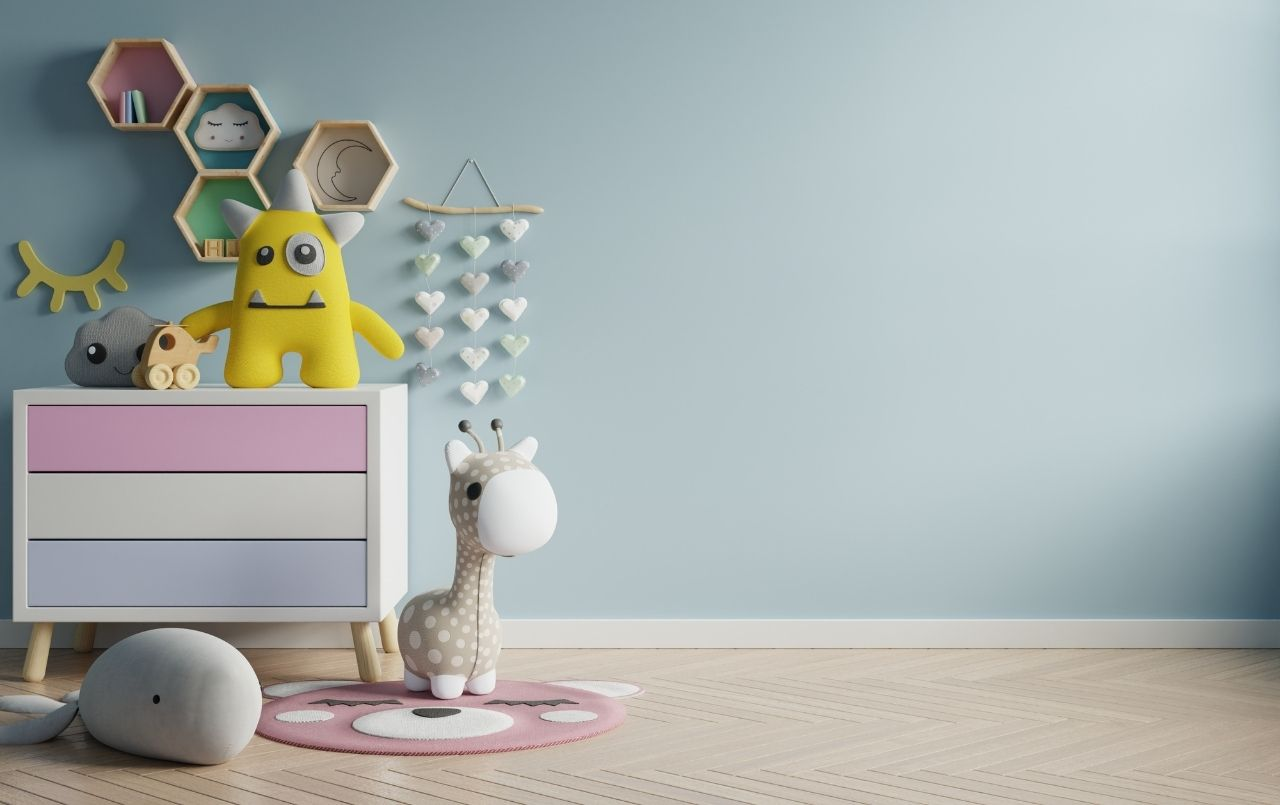 4 dicas para reformar o quarto das crianças