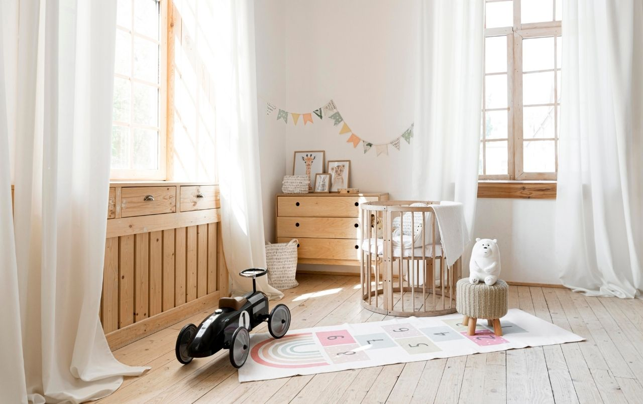 As principais dicas de decoração para o quarto do bebê