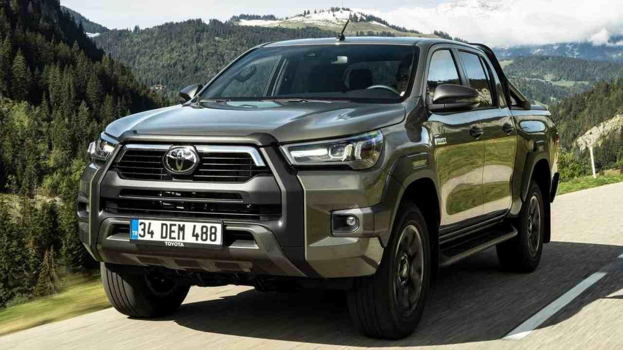 Consórcio Toyota Hilux