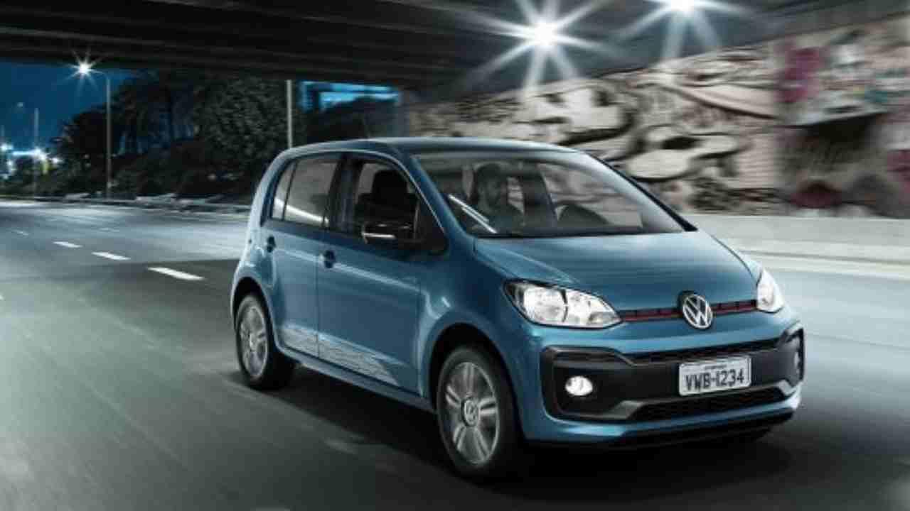 Consórcio Volkswagen Up