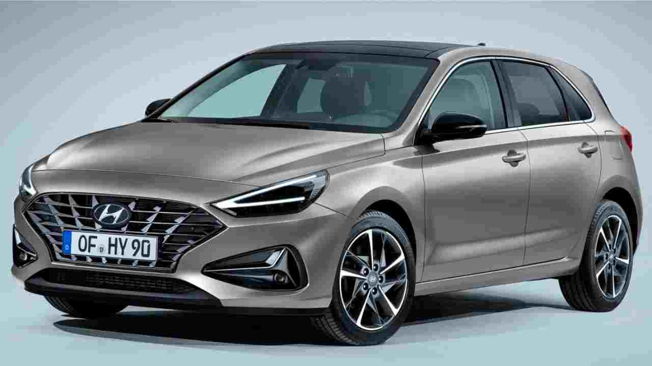 Consórcio Hyundai i30