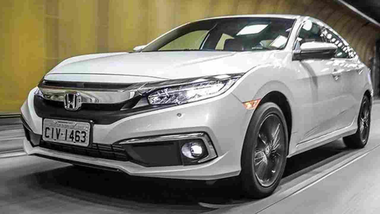 Consórcio Honda Civic