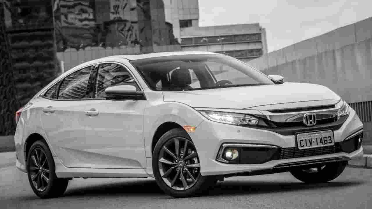 Consórcio Honda Civic Touring