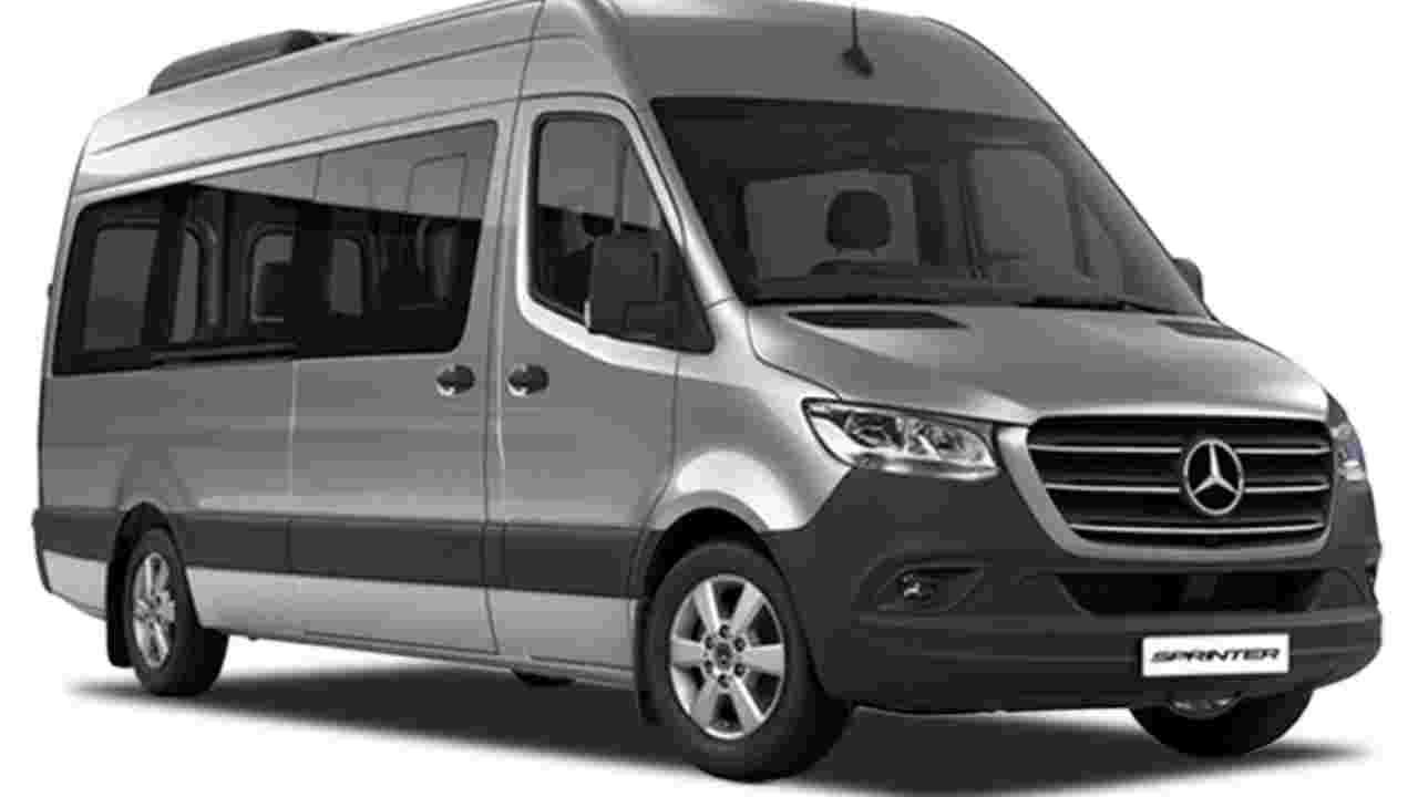 Consórcio Vans Sprinter