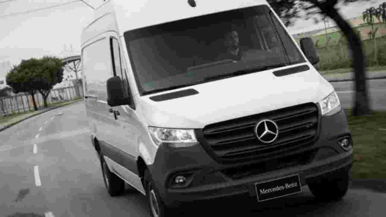 Consórcio Mercedes Sprinter