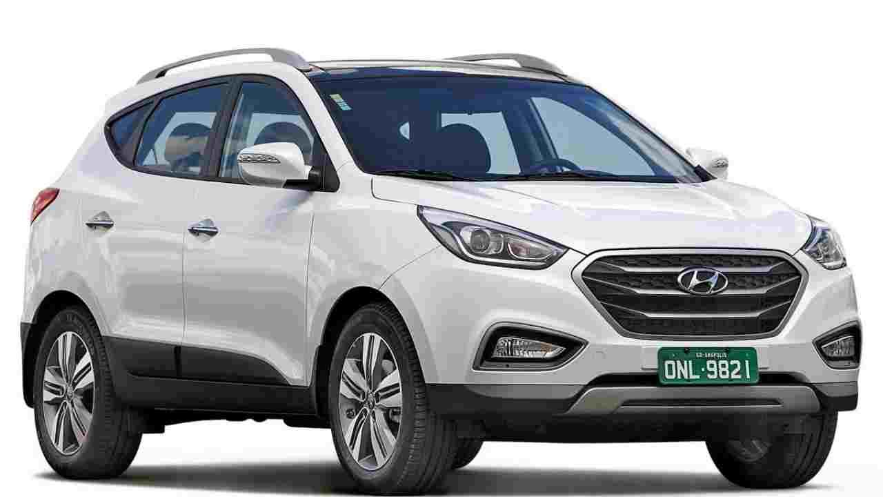 Consórcio Hyundai ix35
