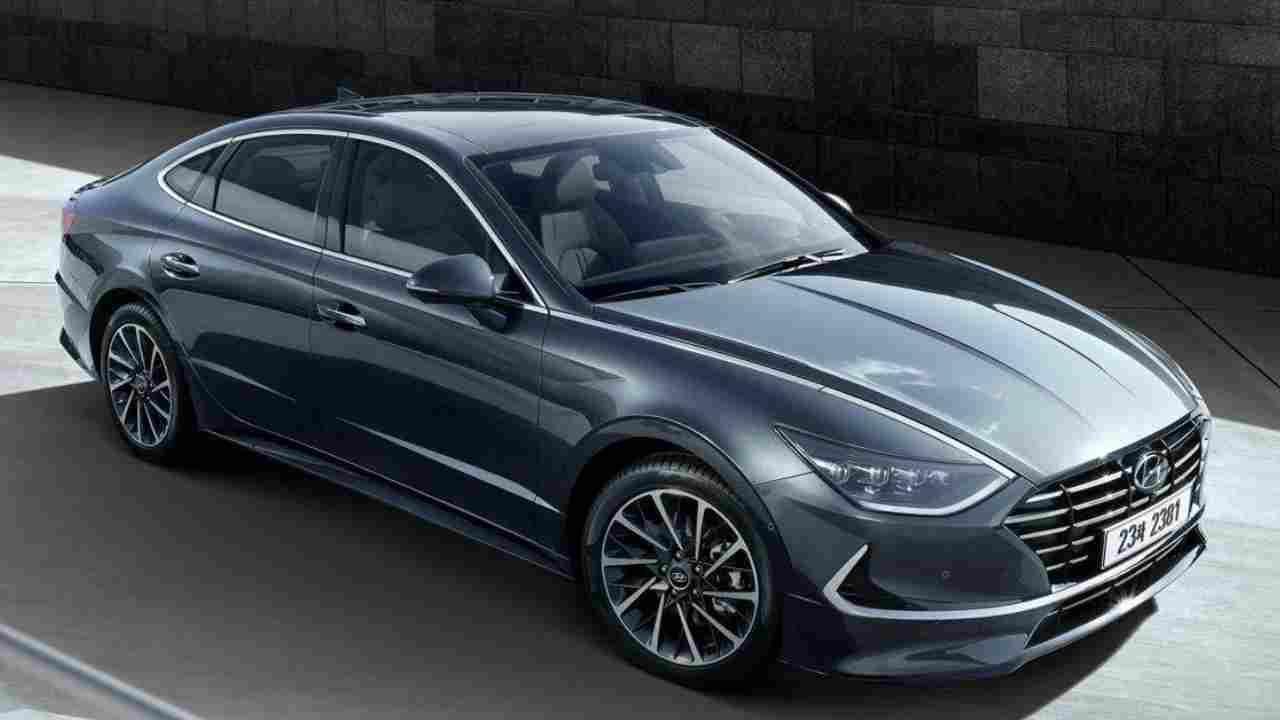 Consórcio Hyundai Sonata