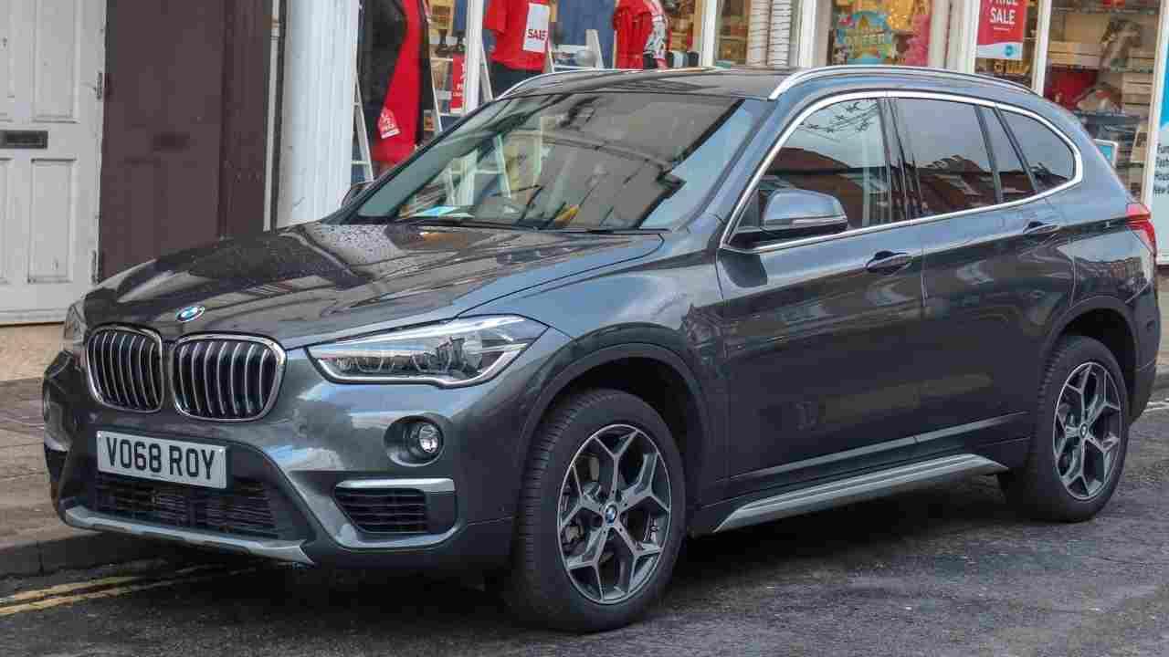 Consórcio BMW X1