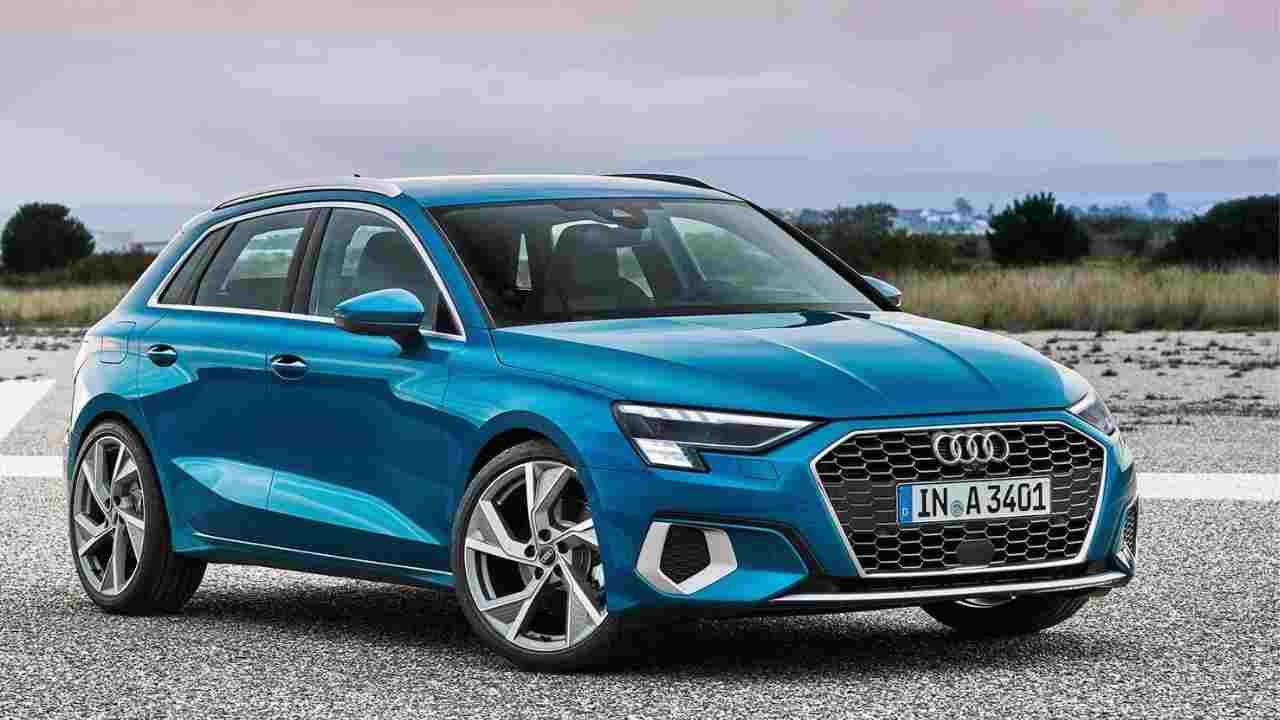 Consórcio Audi A3