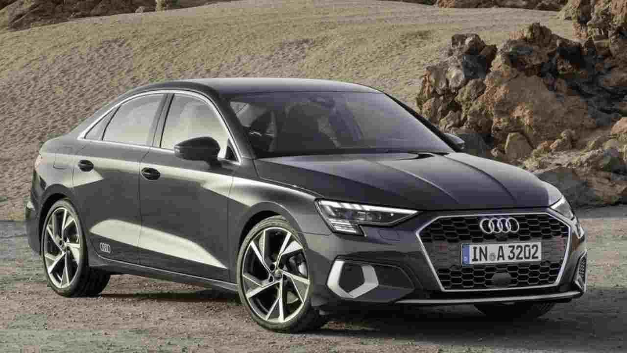 Consórcio Audi A3 Sedan