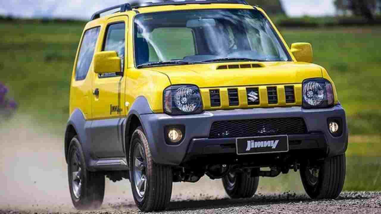 Consórcio Suzuki Jimny