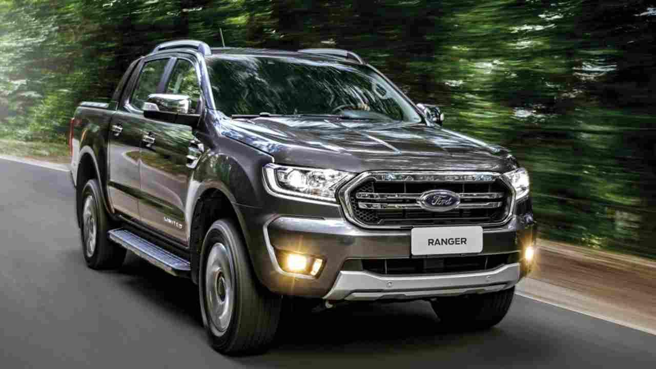 Consórcio Ford Ranger