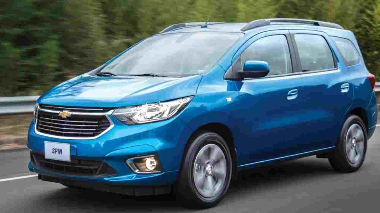 Consórcio Chevrolet Spin
