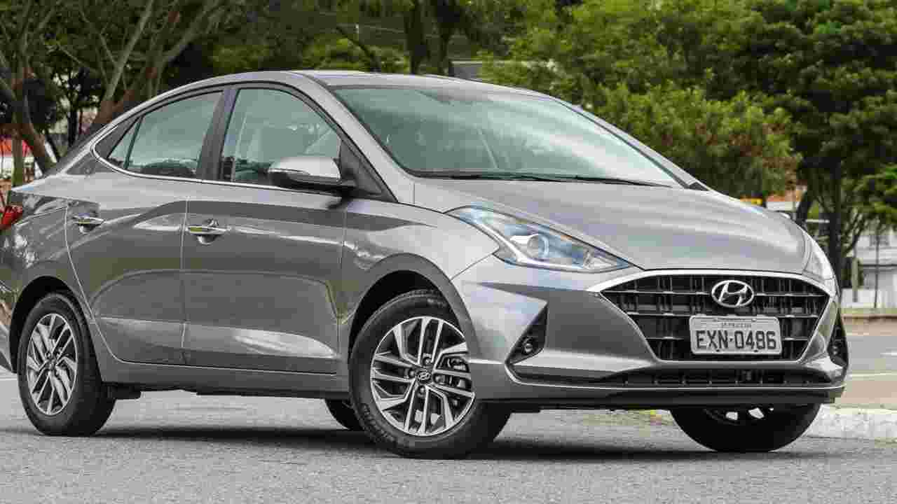 Consórcio Hyundai HB20s