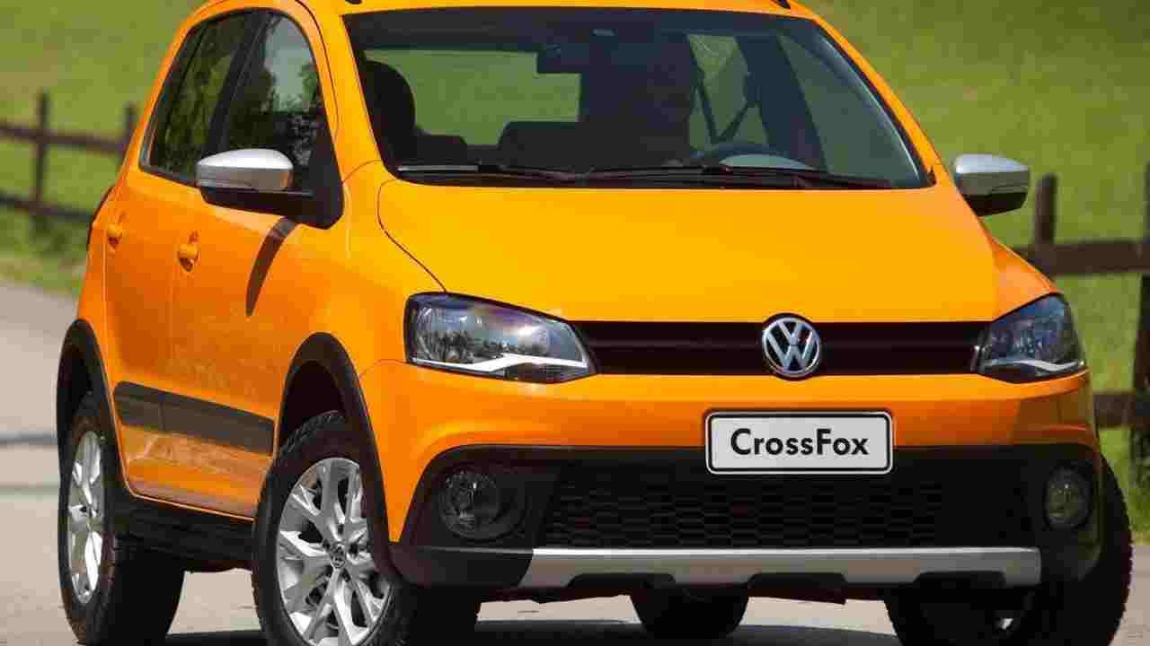 Consórcio Crossfox