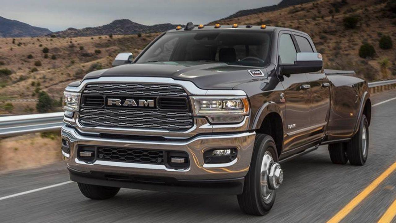 Consórcio Dodge Ram