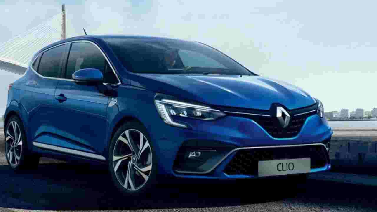 Consórcio Renault Clio