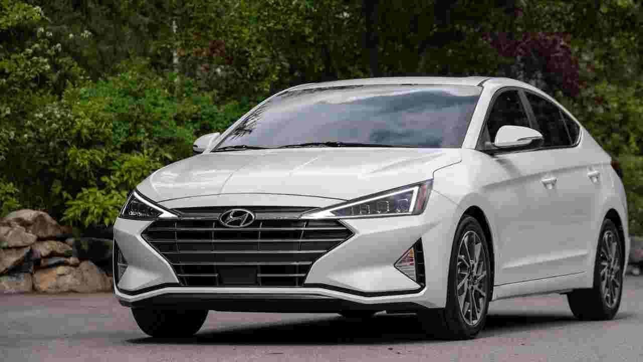 Consórcio Hyundai Elantra