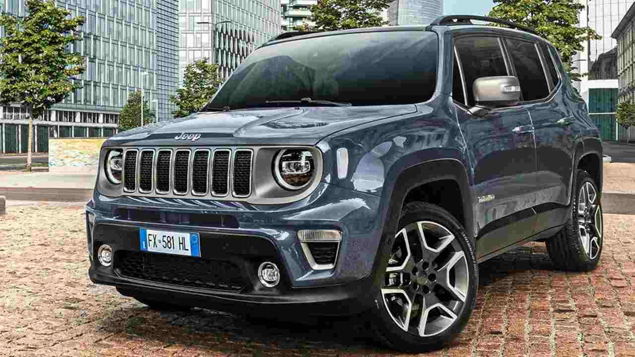 Consorcio Jeep Renegade