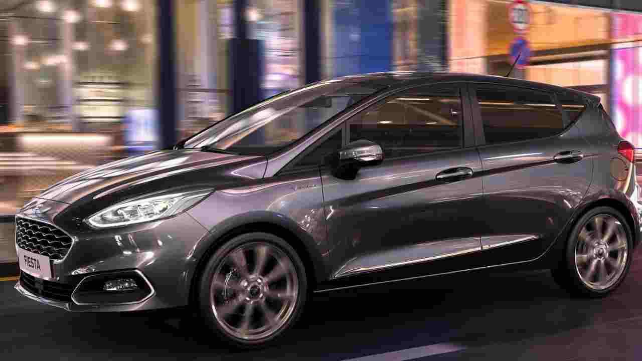Consorcio Ford Fiesta
