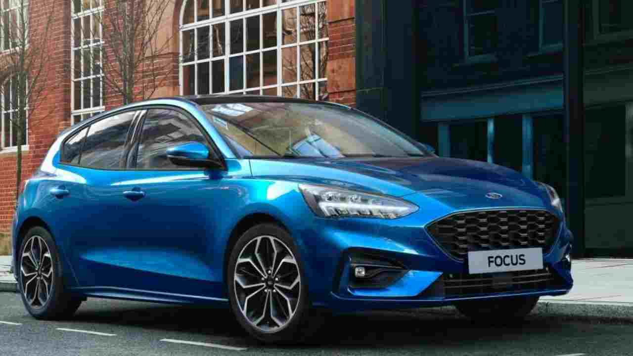 Consorcio Ford Focus