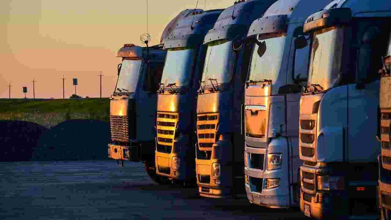 Consórcio para caminhões