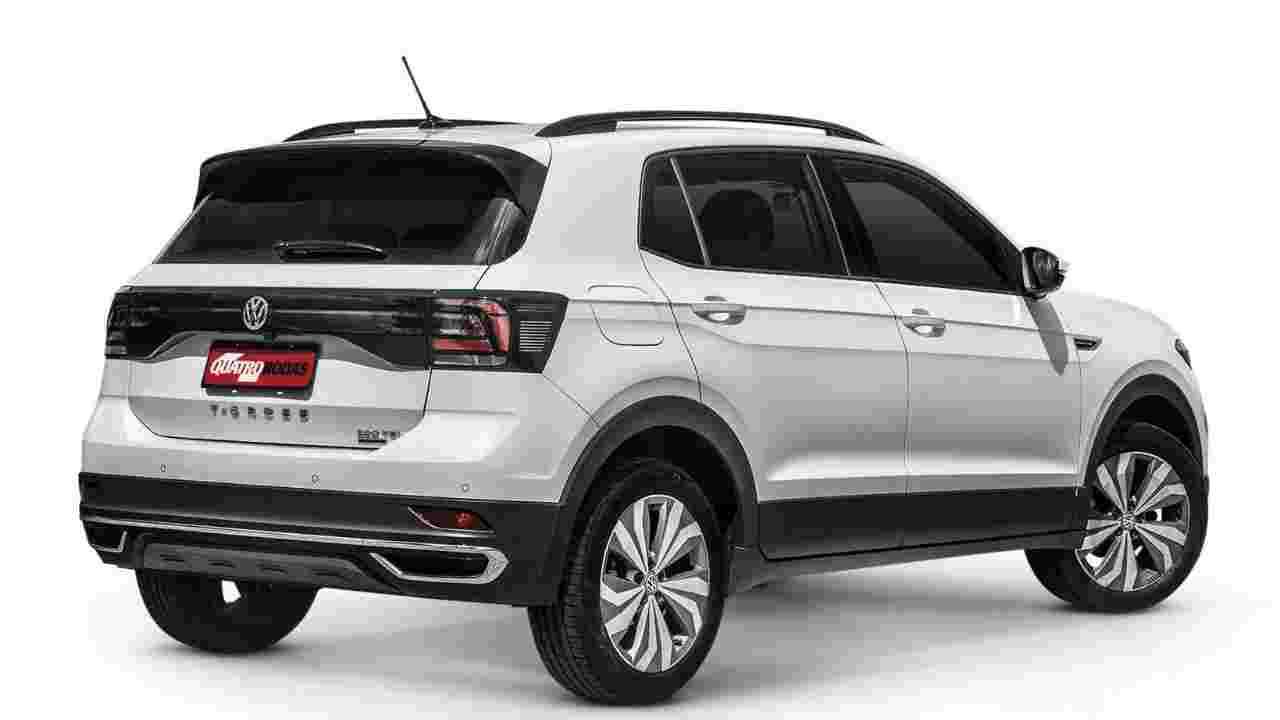Consórcio de carros Volkswagen