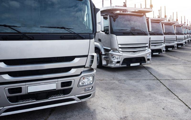 Consórcio para frota de caminhões
