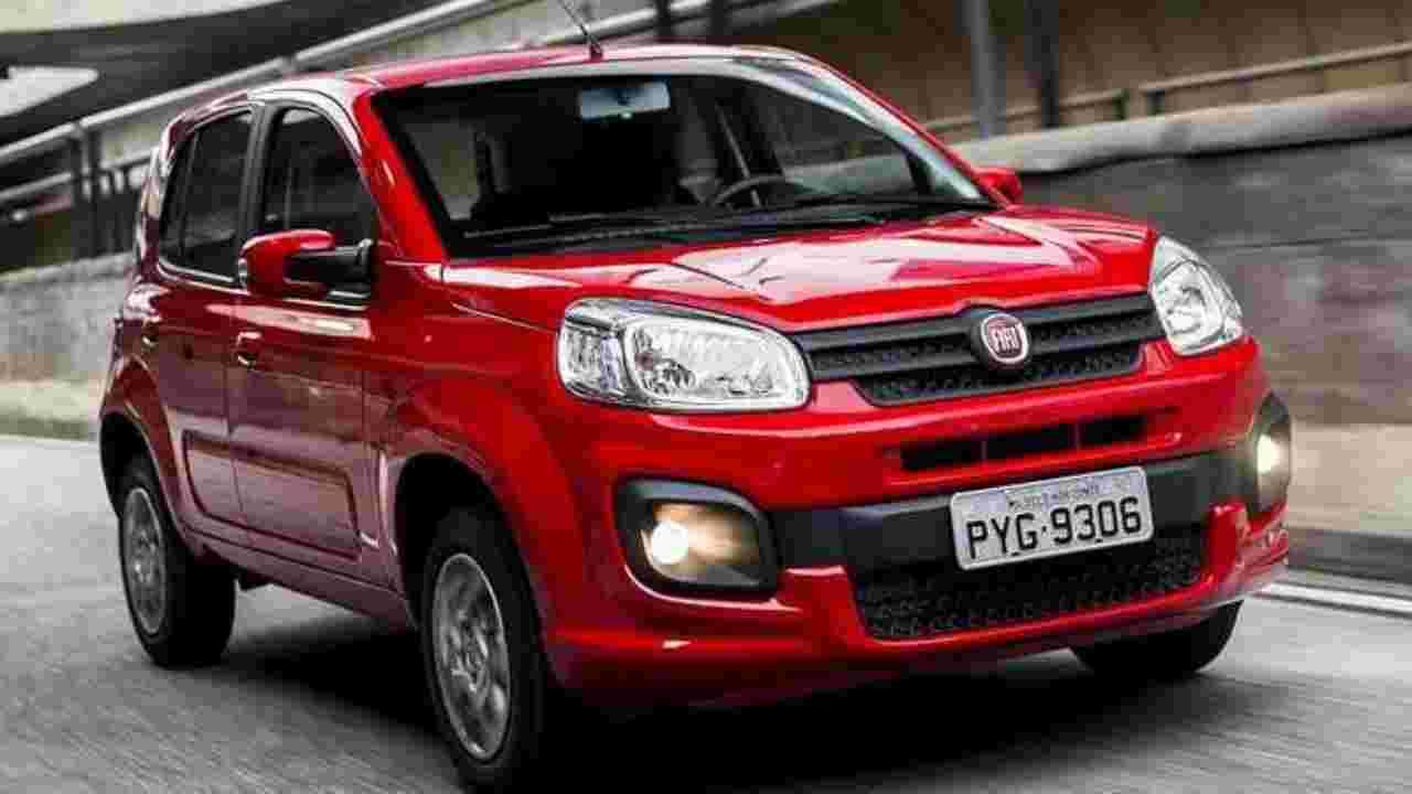 Consorcio de carros Fiat Uno