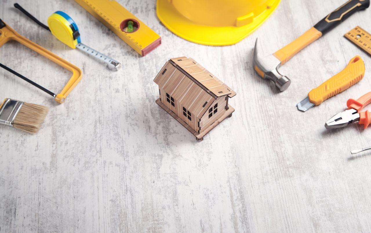Como reformar a casa sem sair do planejamento financeiro