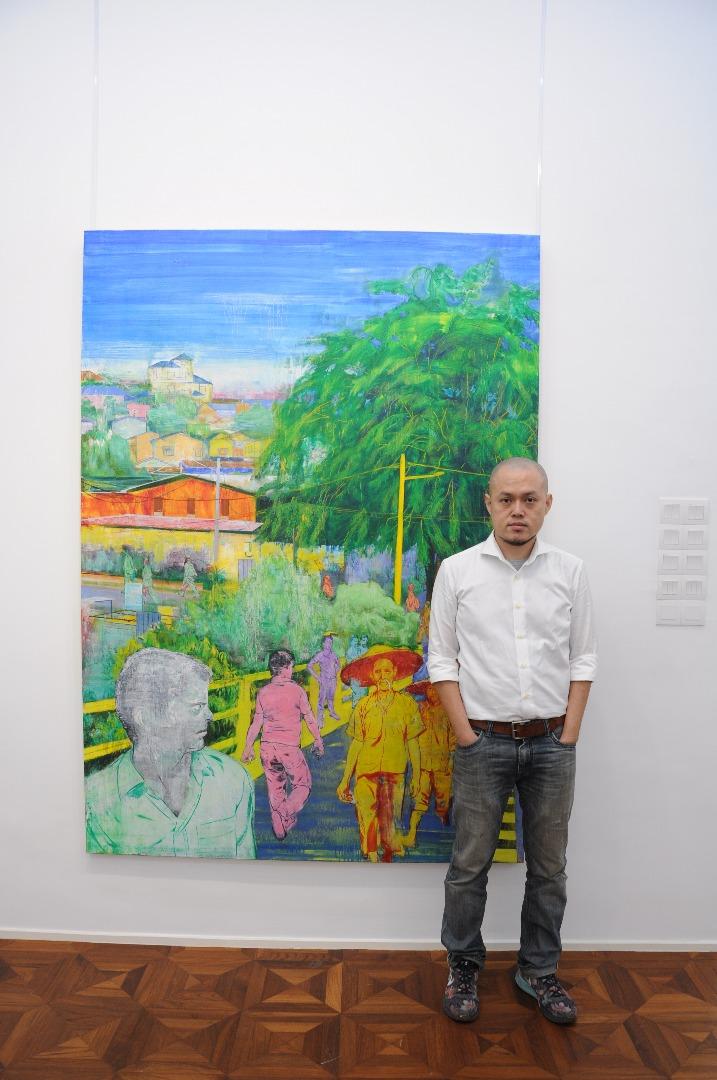 Gan Chin Lee