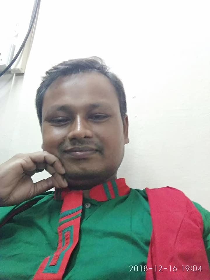 Asit Kumar Baroi (Bangali)