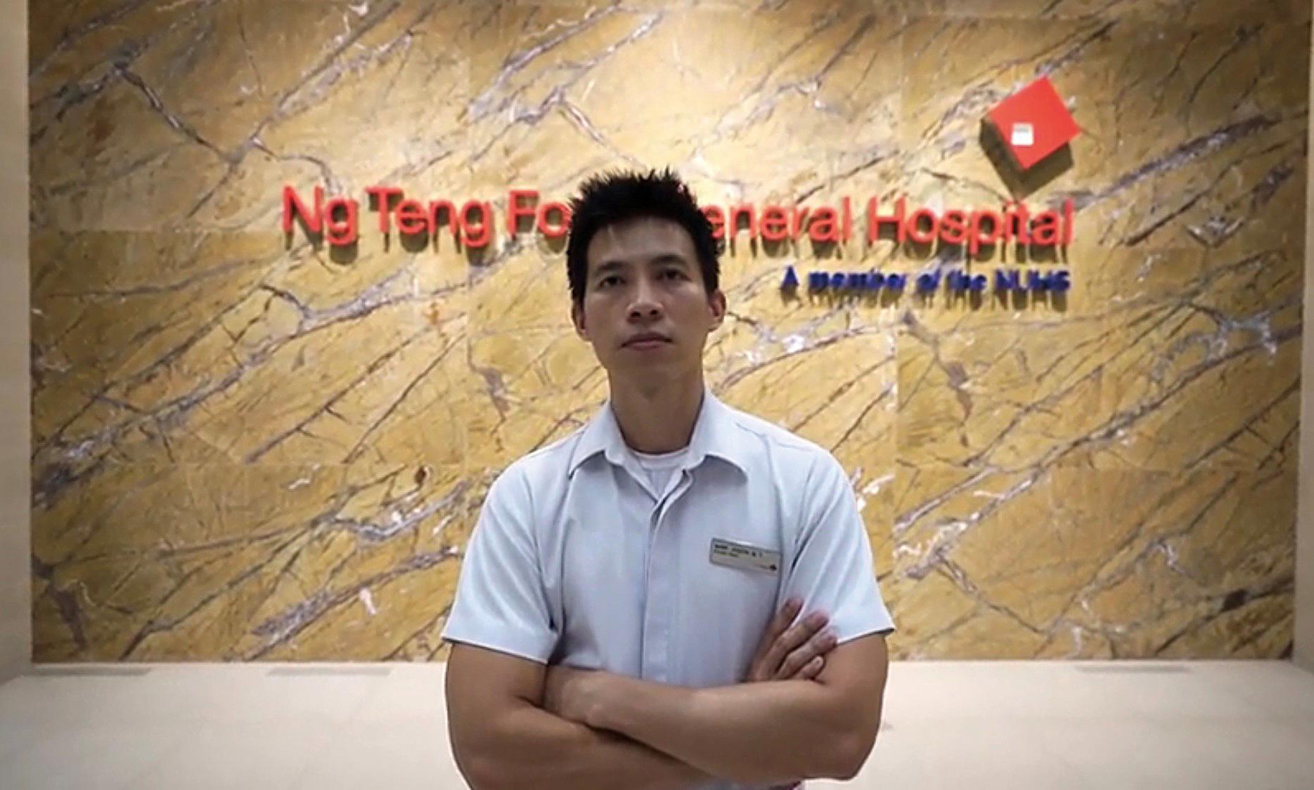 Mark Joseph Molina Tagulao