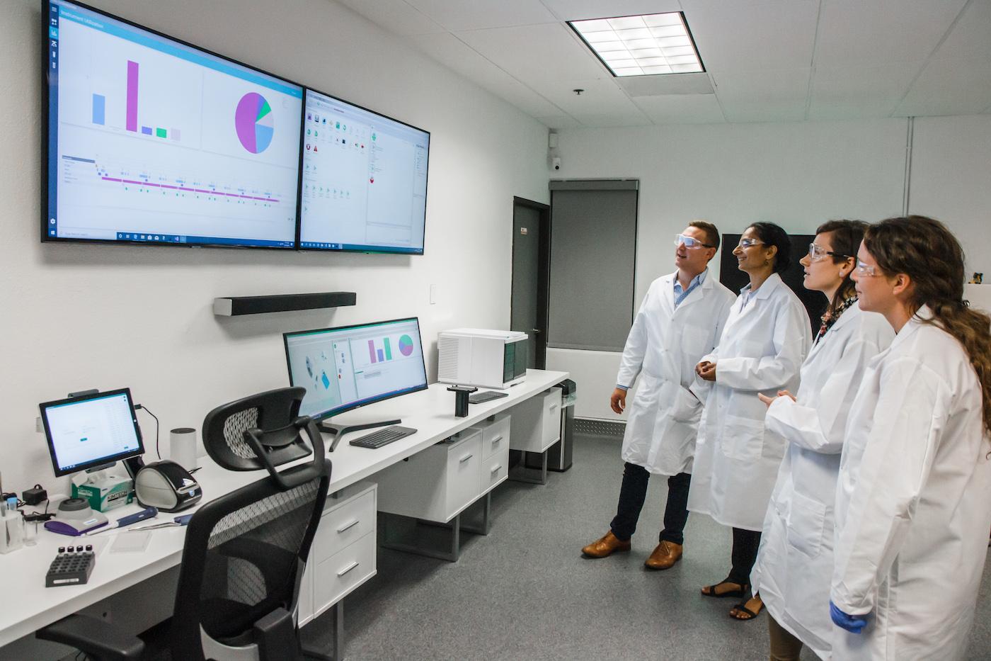 Biosero Acceleration Lab