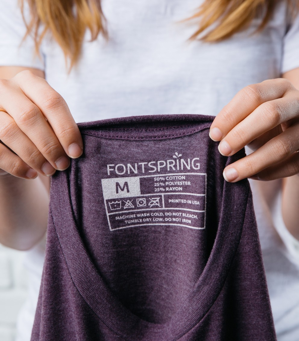 A custom tag takes your product's customization to the next level!