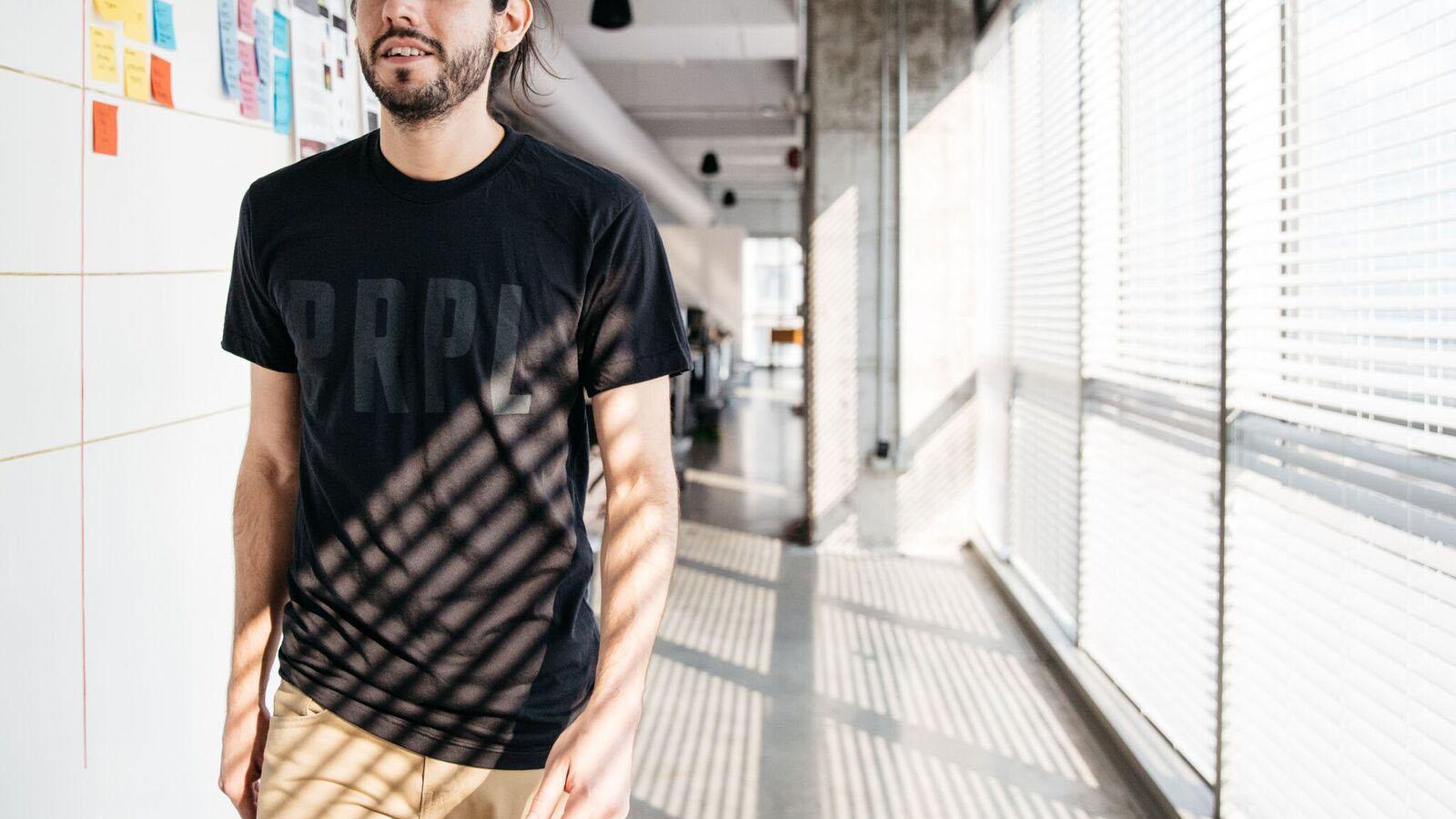 A Visual Guide to Black-on-Black T-Shirt Printing
