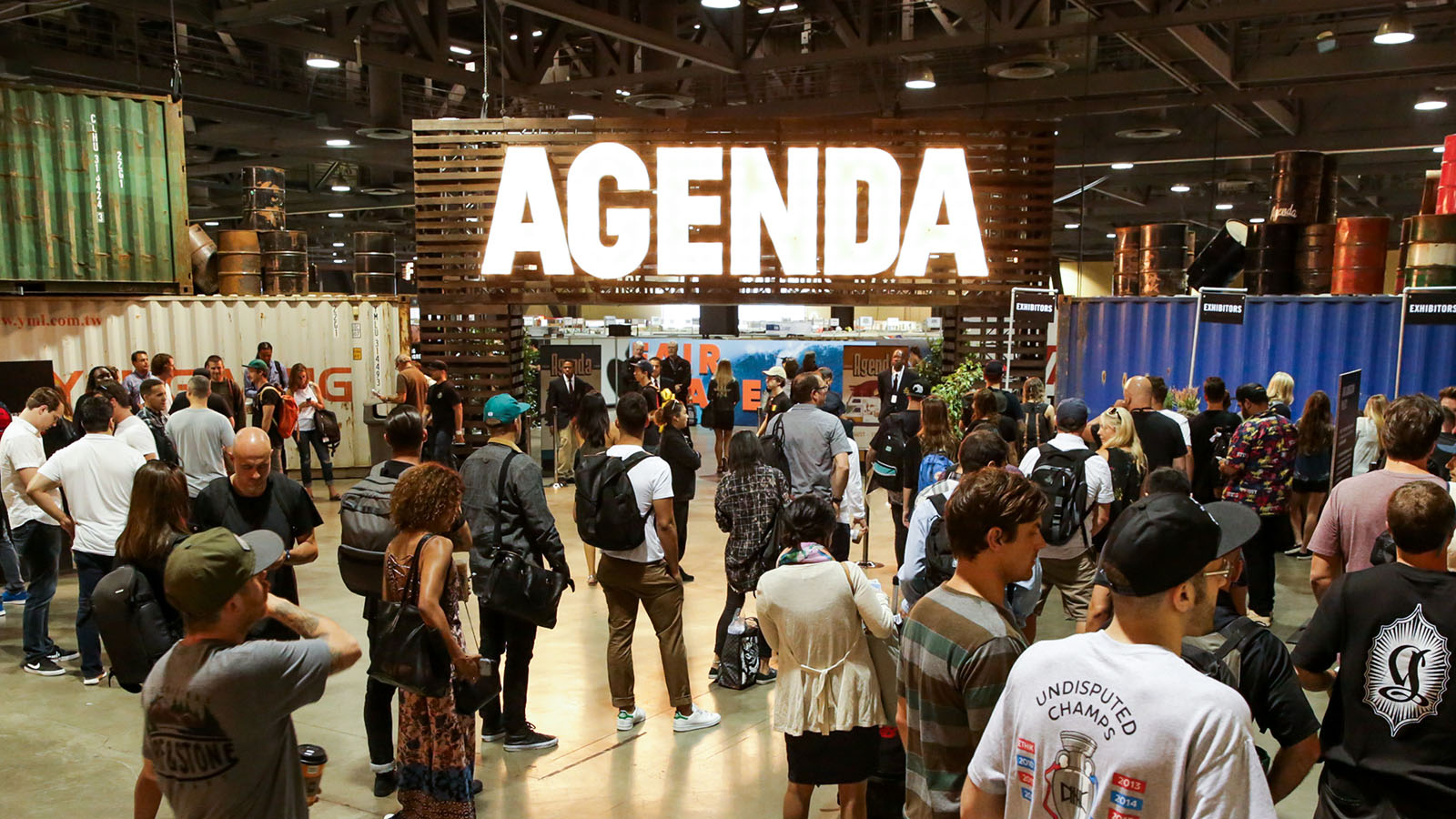 11 Amazing Event Booths from the Agenda Festival